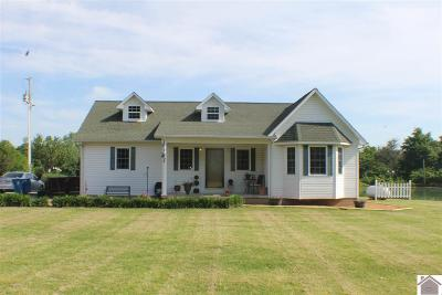 Graves County Single Family Home For Sale: 1090 Cardinal Road