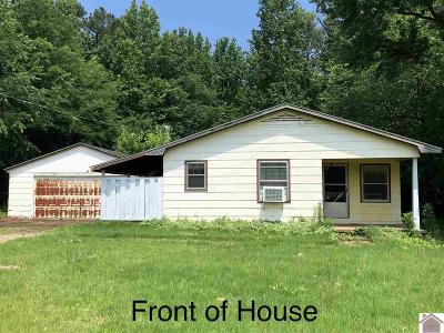 Benton Single Family Home Contract Recd - See Rmrks: 18 Lawson Johnson Ln