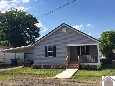 Benton Single Family Home For Sale: 209 E 7th St