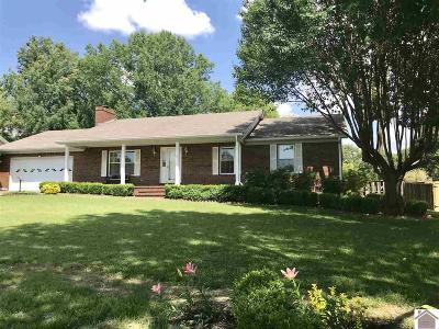 Murray Single Family Home Contract Recd - See Rmrks: 1551 Whippoorwill Dr.