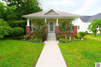 Paducah Single Family Home For Sale: 1436 Park Ave