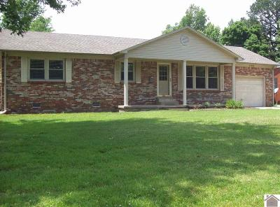 Graves County Single Family Home Contract Recd - See Rmrks: 1105 Foster St