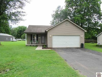 Paducah Single Family Home Contract Recd - See Rmrks: 5905 Majestic Oak