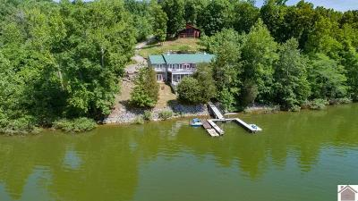 Cadiz, Trigg County, Eddyville, Kuttawa, Grand Rivers Condo/Townhouse For Sale: 470a Oak Ridge Rd