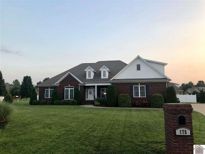 McCracken County Single Family Home Contract Recd - See Rmrks: 175 Pershing Way