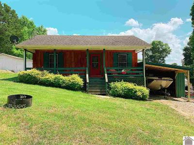 Calloway County, Marshall County Single Family Home For Sale: 61 Whisper Dr. W