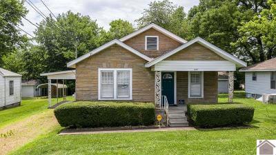 McCracken County Single Family Home For Sale: 227 Charleston Avenue
