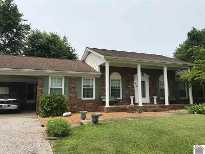 Paducah Single Family Home Contract Recd - See Rmrks: 3525 Tulipwood Drive