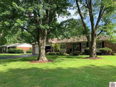 McCracken County Single Family Home Contract Recd - See Rmrks: 6349 Greenbrae Drive