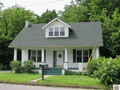 McCracken County Single Family Home Contract Recd - See Rmrks: 2150 Cairo Road