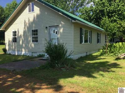 Ballard County Single Family Home For Sale: 5713 Woodville Road