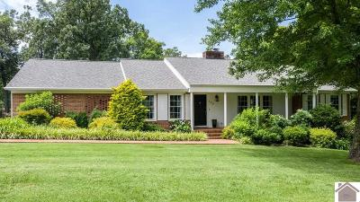 Paducah Single Family Home Contract Recd - See Rmrks: 739 Woodland Drive