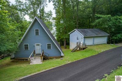 Trigg County Single Family Home For Sale: 714 Cumberland Drive
