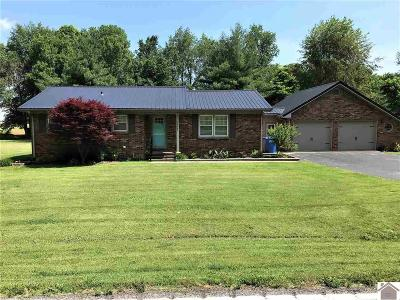 Princeton Single Family Home Contract Recd - See Rmrks: 10642 Marion Road