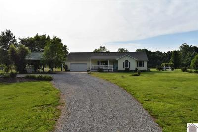 Graves County Single Family Home Contract Recd - See Rmrks: 1797 Knob Creek Road