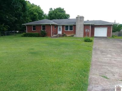 Graves County Single Family Home For Sale: 1410 Mockingbird Road