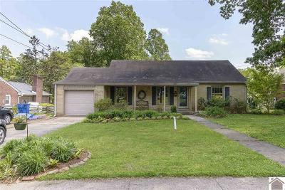 Calloway County Single Family Home For Sale: 306 N 10th