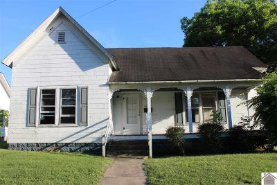 Calloway County Single Family Home Contract Recd - See Rmrks: 1003 Main Street