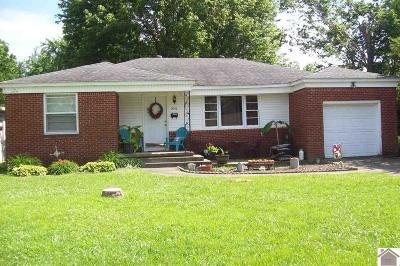 Graves County Single Family Home For Sale: 506 Highland Ave