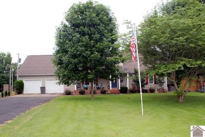 Paducah Single Family Home For Sale: 230 Hathaway Trail