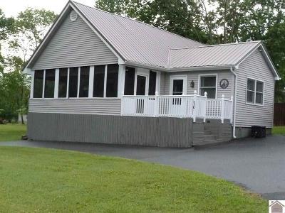 Cadiz KY Single Family Home Contract Recd - See Rmrks: $159,000