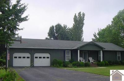 Graves County Single Family Home Contract Recd - See Rmrks: 115 Highland Club Estates