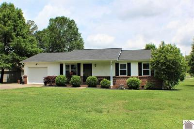 Paducah Single Family Home Contract Recd - See Rmrks: 109 Canon Dr