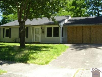 McCracken County Single Family Home Contract Recd - See Rmrks: 3262 Spring St