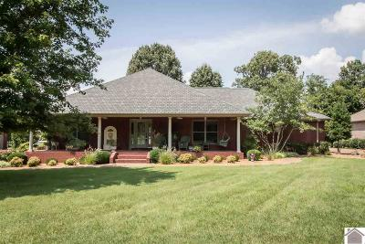 Paducah Single Family Home For Sale: 5 White Pine Place