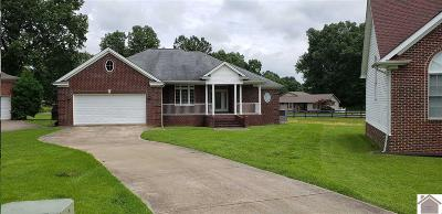 McCracken County Single Family Home For Sale: 805 Aspen Way