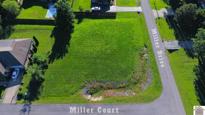 Paducah Residential Lots & Land For Sale: 118 Miller Court