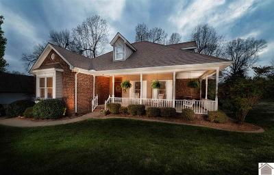 McCracken County Single Family Home For Sale: 830 Lakeview Drive