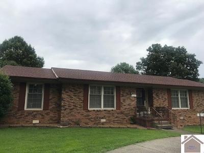 Paducah Single Family Home For Sale: 3901 Linda Drive