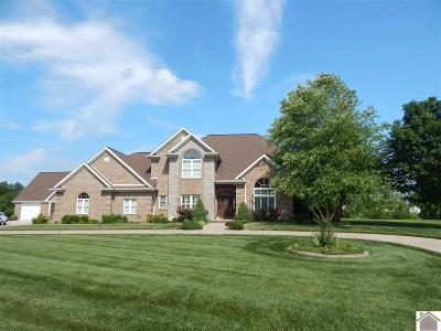 Calloway County, Marshall County Single Family Home Contract Recd - See Rmrks: 120 Flyaway Dr.