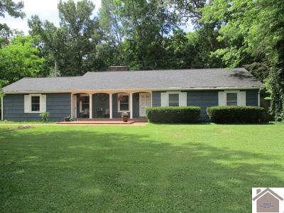 Hopkinsville Single Family Home For Sale: 400 W Riverwood