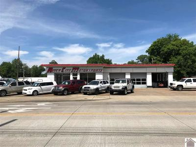 McCracken County Commercial For Sale: 1221 N H.c. Mathis Drive