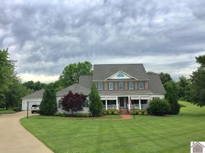 Paducah Single Family Home Contract Recd - See Rmrks: 330 Braddie Cove