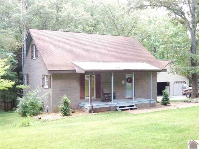 Calloway County, Marshall County Single Family Home For Sale: 173 Post Oak Dr