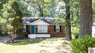 Paducah Single Family Home For Sale: 2949 Clay Street