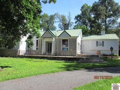 McCracken County Single Family Home Contract Recd - See Rmrks: 2740 S Friendship Road