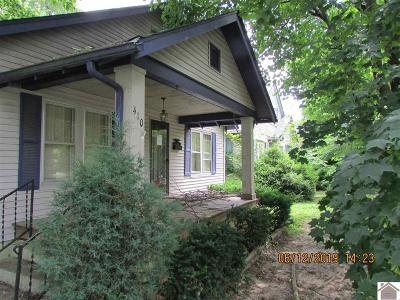 Single Family Home For Sale: 410 N Jefferson Street