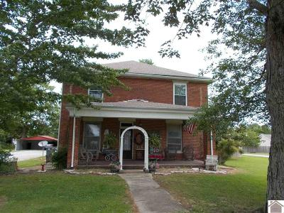 Paducah Single Family Home Contract Recd - See Rmrks: 6321 Old Cairo Road