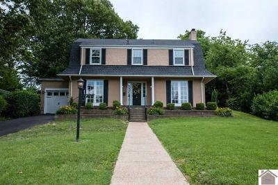 Paducah Single Family Home Contract Recd - See Rmrks: 128 Vine Street