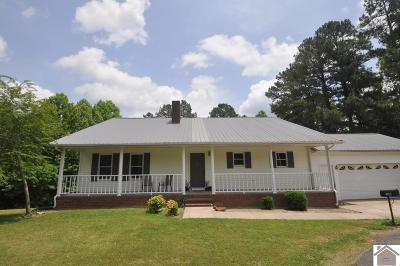 Calloway County Single Family Home Contract Recd - See Rmrks: 2780 Speaker Trail