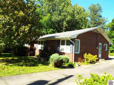 Marshall County Single Family Home For Sale: 1403 Walnut St