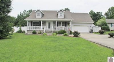 Lyon County, Trigg County Single Family Home For Sale: 111 Woodrow St