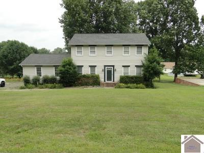Marshall County Single Family Home For Sale: 116 Princess Jennifer Dr