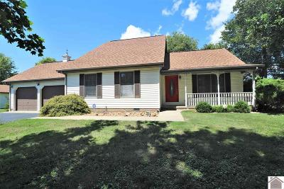 McCracken County Single Family Home For Sale: 1330 Culp Road