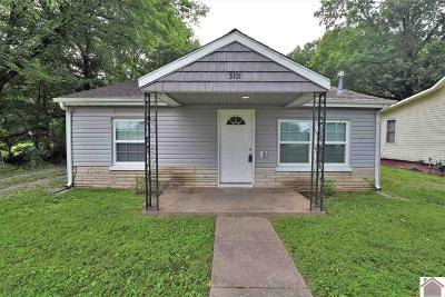 Paducah Single Family Home For Sale: 3101 Trimble St