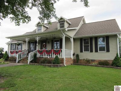 Graves County Single Family Home Contract Recd - See Rmrks: 503 Paradise Rd